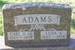 Carl Stanley Adams, Sr