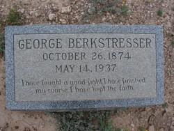 George W. Berkstresser