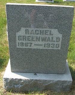 Rachel <i>Miller</i> Greenwald