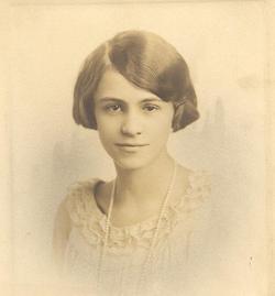 Ella Ruth <i>Phillips</i> Hinze
