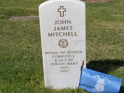 John James Mitchell