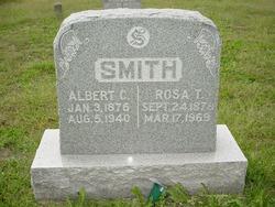 Albert Chestine Smith
