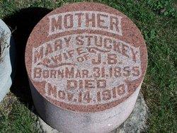 Mary <i>Stuckey</i> Schertz