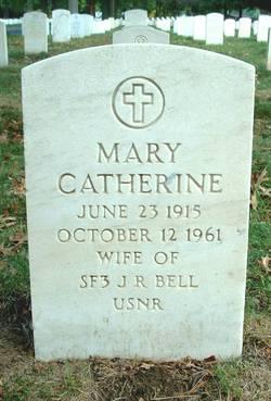 Mary Catherine <i>Pierce</i> Bell