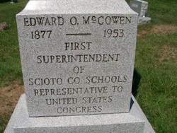 Edward Oscar McCowen