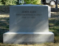 James Allen