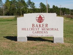 Baker Hillcrest Memorial Gardens