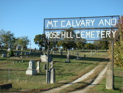 Mount Calvary and Rose Hill Cemetery