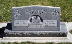 Evelyn Viola <i>Stewart</i> Yardley