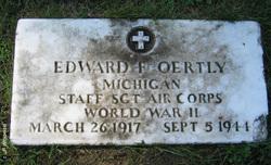 Edward F. Oertly