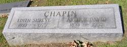 Arthur David Chapin
