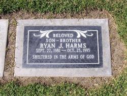Ryan J Harms