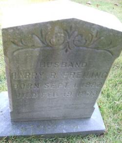 Harry R Freiling
