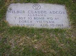 Wilbur Claude Adcox