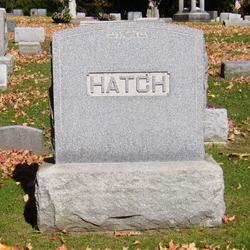 Emma F <i>Wheeler</i> Hatch