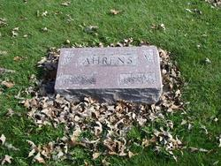 Henry Ahrens