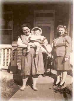 Virginia Gertrude <i>Worley Miller</i> Brown
