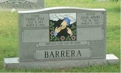Ysabel Pile <i>Pena</i> Barrera