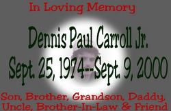 Dennis Paul DENNY Carroll, Jr