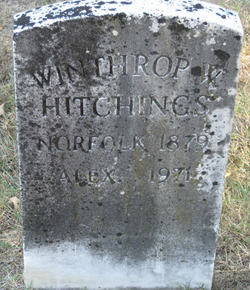 Winthrop Wade Hitchings