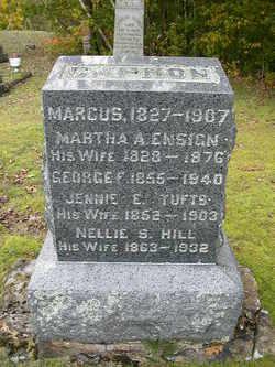 Martha <i>Ensign</i> Capron