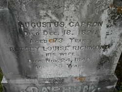 Augustus Capron