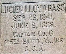 Capt Lucien Lloyd Bass