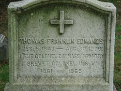 LTC Thomas Franklin Edmands