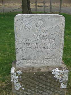 Ida J. Ashworth