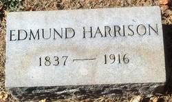 Rev Edmund Harrison