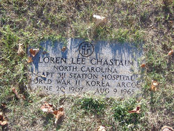 Loren Lee Chastain