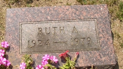 Ruth Amelia DeLand