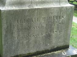 Abigail H Bates