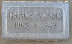Grace <i>Foster</i> Adams