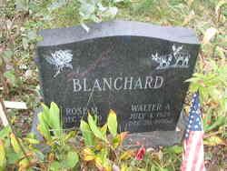 Walter A. Blanchard