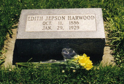 Edith <i>Jepson</i> Harwood
