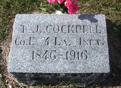T J Cockrell