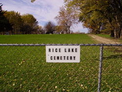 Rice Lake Cemetery