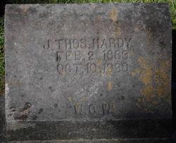 J Thomas Hardy