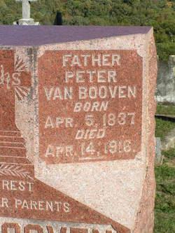 Peter Van Booven