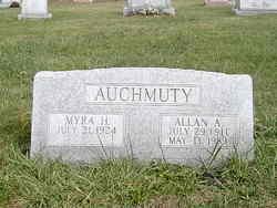 Allan A Auchmuty
