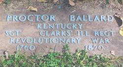 Proctor Ballard