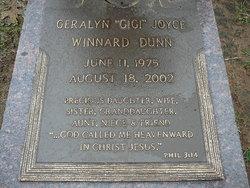 Geralyn Joyce <i>Winnard</i> Dunn