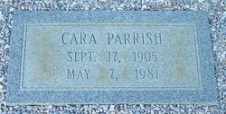 Cara Parrish