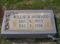 Willie B. Howard