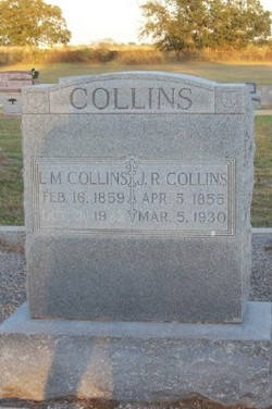 Louisiana Matilda <i>Harwood</i> Collins