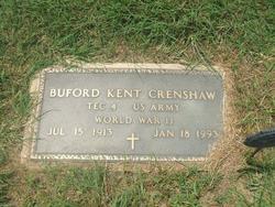 Buford Kent Crenshaw