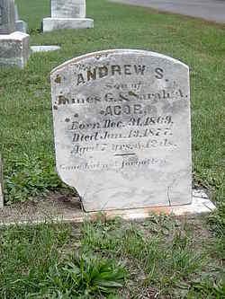 Andrew S Acor