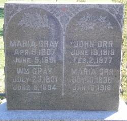 Maria Gray