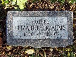 Elizabeth Rosella Lizzie <i>Brownell</i> Arms
